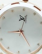 Zegarek Nowy LV multicolor Biały Louis Vuitton