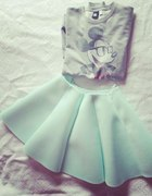 mickey and mint
