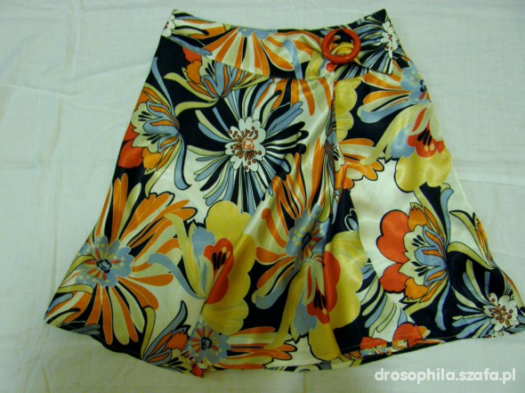 Spódnice Spódnica biodrówka Zara