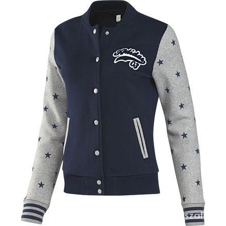 Bluzy adidas Kurtka Collegiate xs