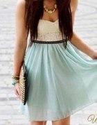 zwiewna sukienka poszukuję