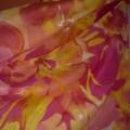 chusta apaszka floral