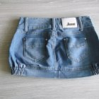 Spódniczka mini jeans