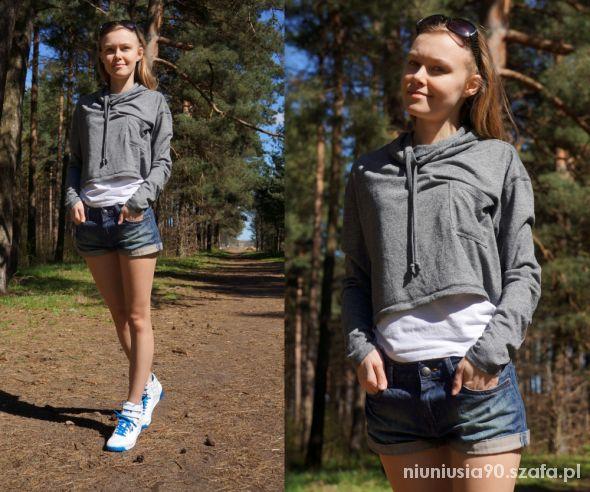 Sportowe Simple Look