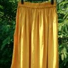 Maxi spódnica Atmosphere żółta piękna długa