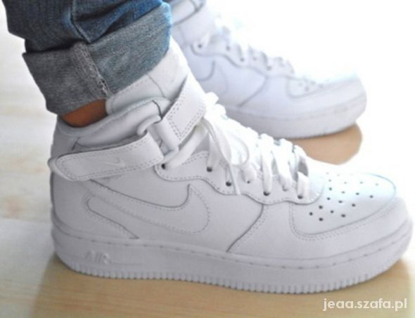 air force 1 białe