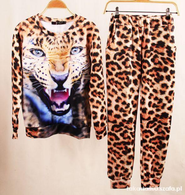 Dresy pantera tygrys
