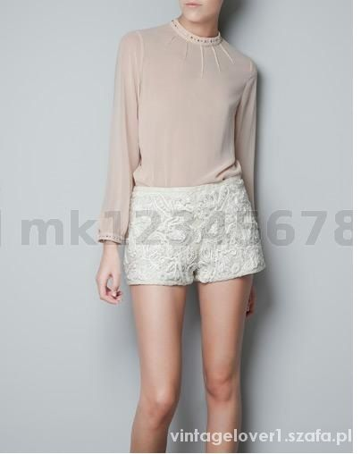 Bluzka Zara Granatowa lub Inny kolor...