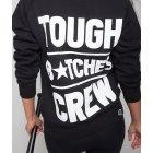 bluza tough bitches crew