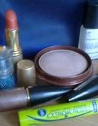Kosmetyki różne kolorowe pisać chetni