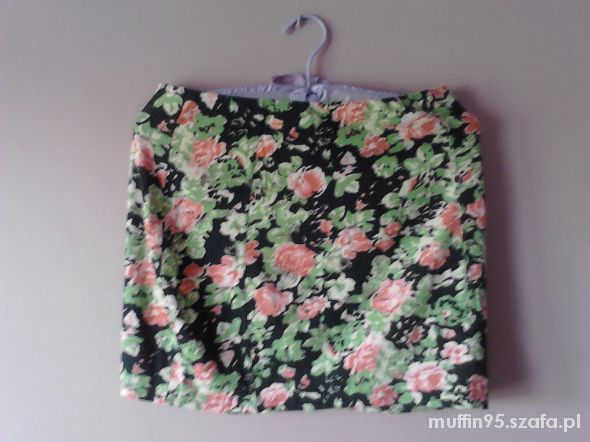 Spódnice Spódniczka mini floral M