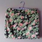 Spódniczka mini floral M