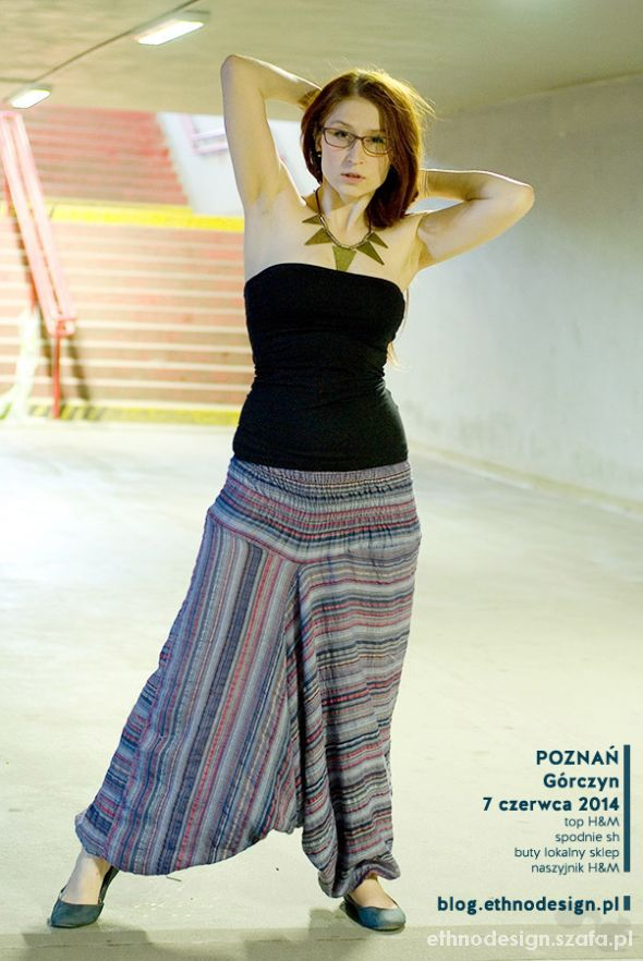 Mój styl Pasiaki