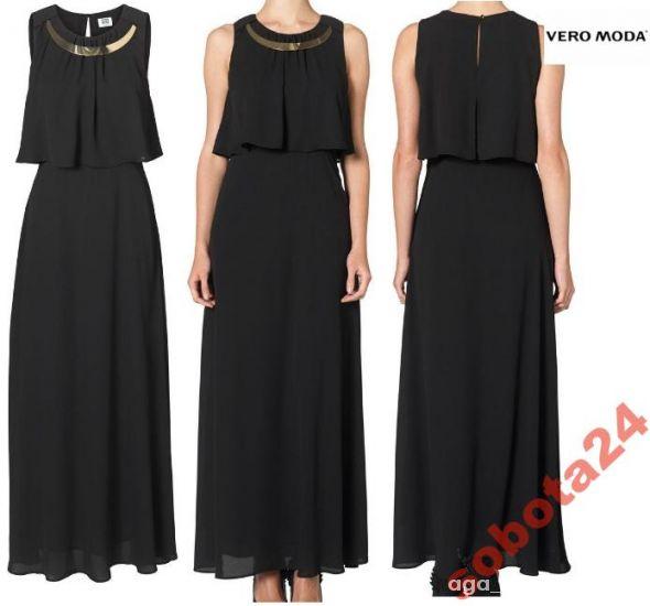 Vero moda sukienka maxi...