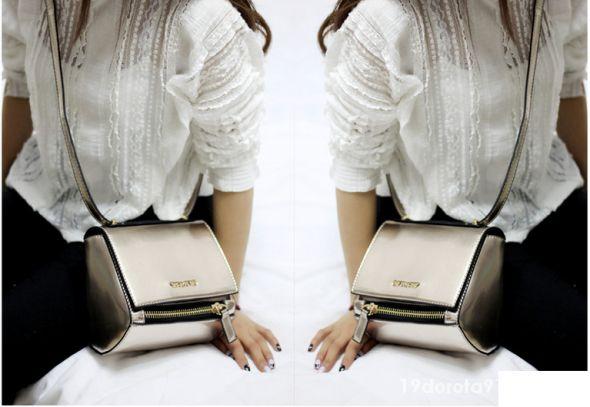 41ebd95bce12c PROMOCJA torebka Givenchy złota czarna srebrna w Torebki na co dzień ...
