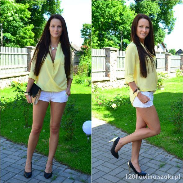 Blogerek słoneczna stylizacja