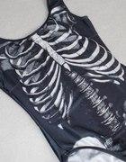 Body szkielet kości kostium XS S M