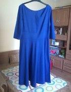 nowa sukienka rozkloszowana xl