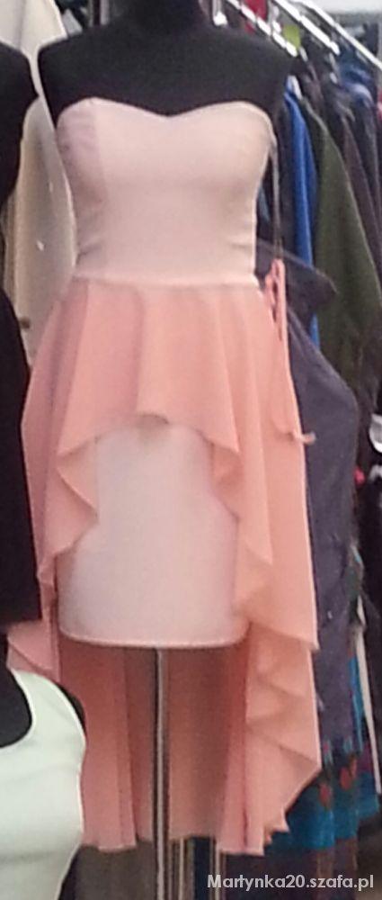 Na specjalne okazje Sukienka dla świadkowej