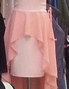 Sukienka dla świadkowej