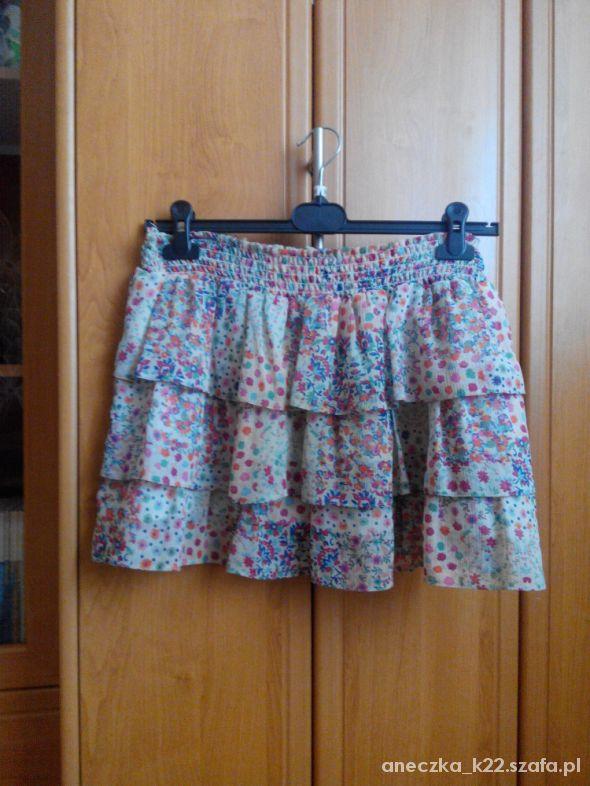Spódnice Spódniczka w kwiatki