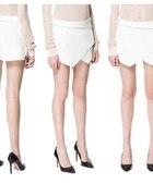Zara asymetryczne spodenki spodnico spodenki