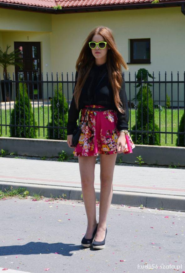 Blogerek BLACK & FLOWER