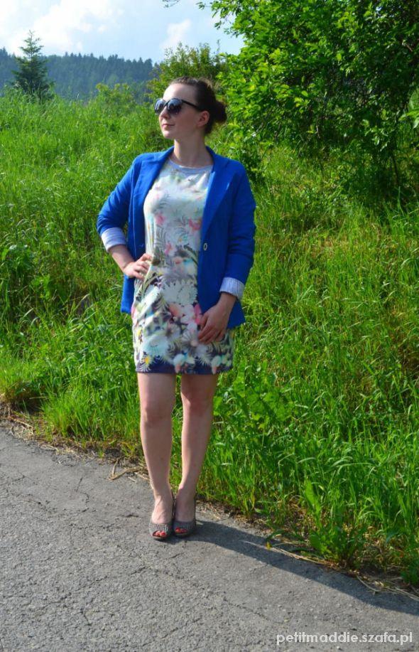 Blogerek FLOWER DRESS