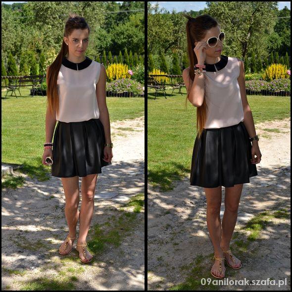 Blogerek Black & pastel