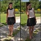Black & pastel
