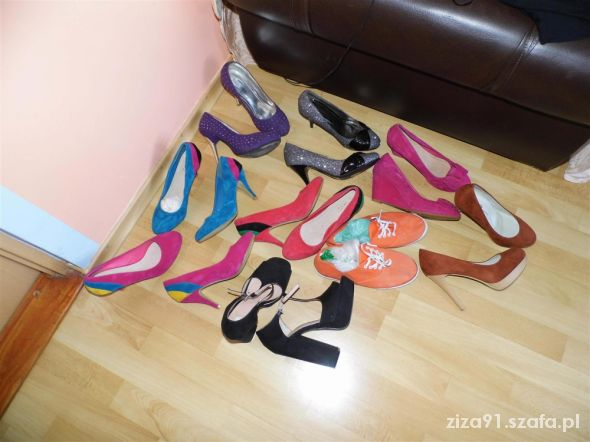 Buty których nie noszę część 1