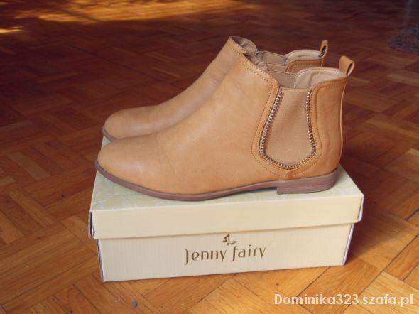 Botki CCC Jenny fairy