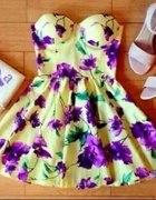 floral dress...