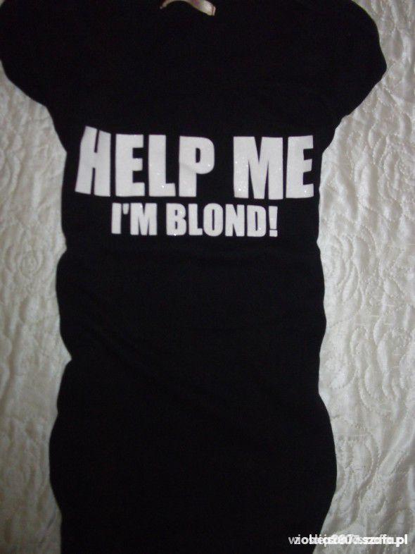 HELP ME IM BLOND NEW YORKER