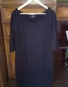 Czarna Sukienka Reserved S