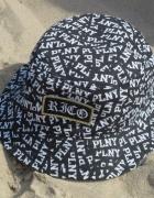 PLNY TEXTYLIA kapelusz Rico Bucket Black S...