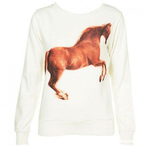 TOPSHOP koń