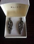 Kolczyki Elixa Apart
