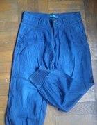 spodnie dzins alladynki