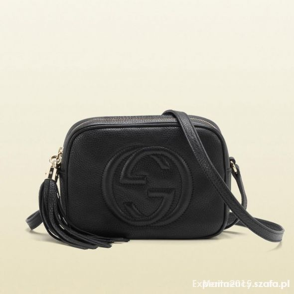 GUCCI SOHO DISCO BAG...