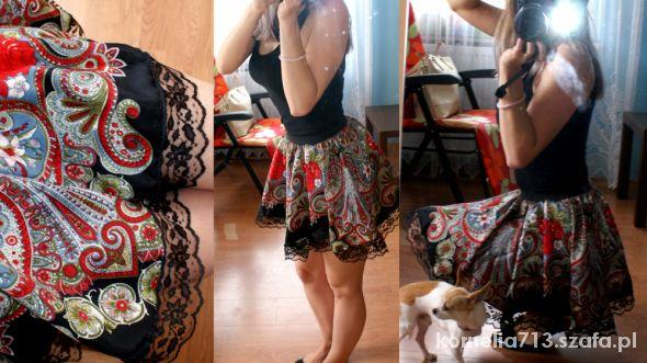 Spódnice spodniczka słowiańska