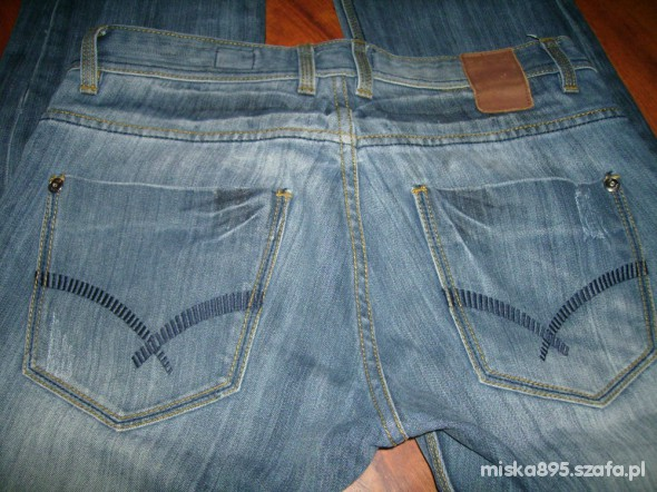 Spodnie Spodnie męskie house