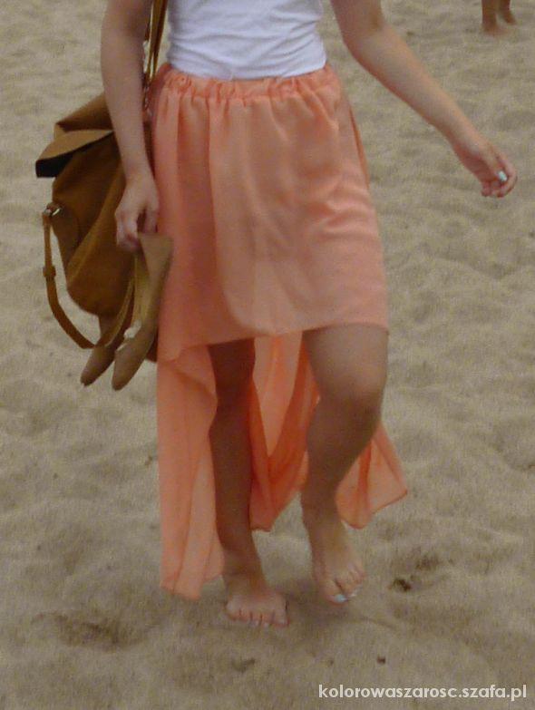 Spódnice Spódnica asymetryczna