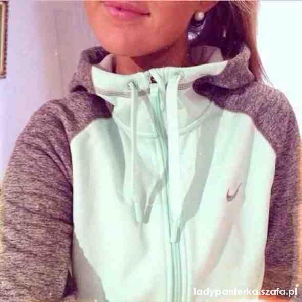 Nike bluza miętowa