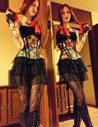 Comics corset by Lady Ardzesz