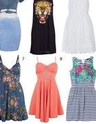 Sukienki damskie letnie