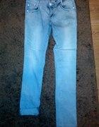 spodni jeansowe rozmiar M...
