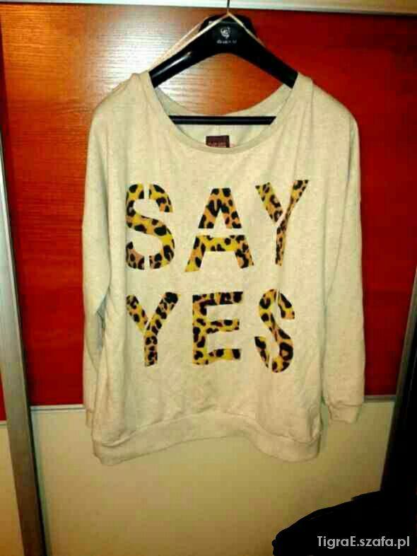 bluza say yes