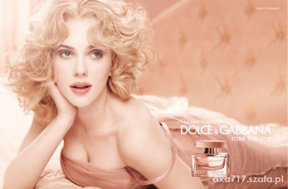Kosmetyki dolce gabbana rose the one