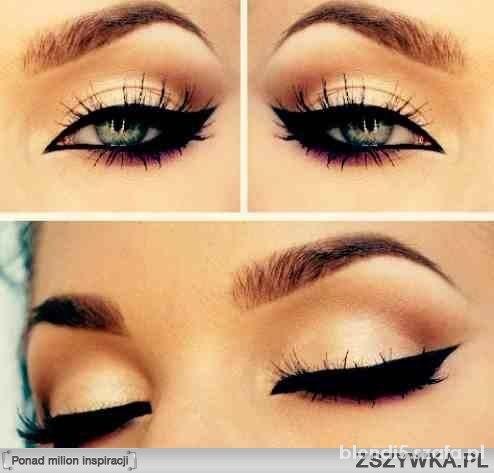 Fryzury Make up